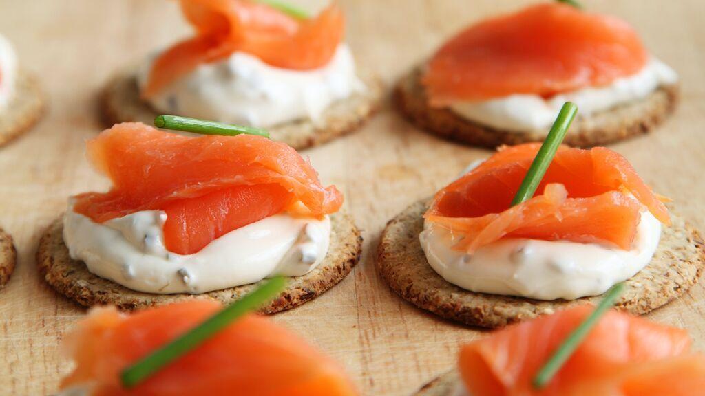 Diez aperitivos con los que conquistar a tus invitados