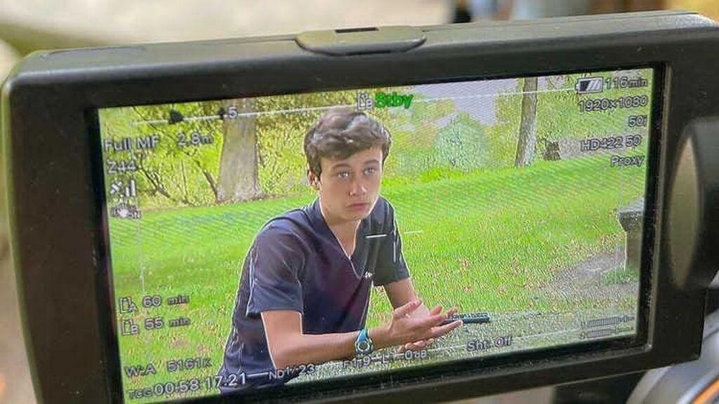 El meteorólogo aficionado de 14 años que predijo Filomena avisa de que este invierno será duro