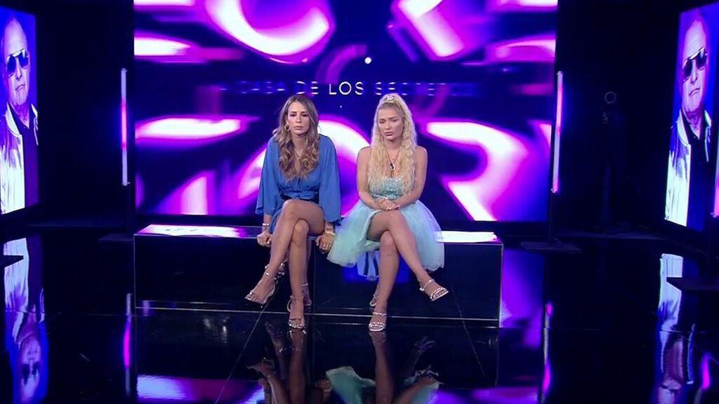 Cristina cree que Emmy está celosa de su relación con Luca y se niega a acudir a una cena a tres con ellos