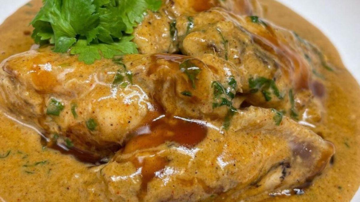 Alitas de pollo con salsa buffalo y xialongbao de cerdo, las últimas recetas de Dabiz Muñoz