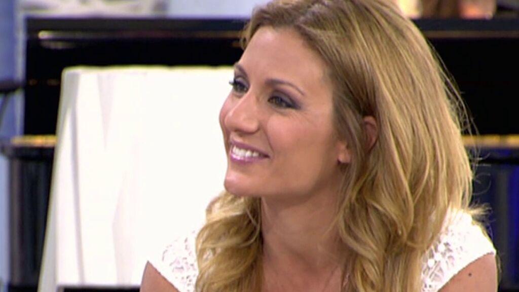 Nagore Robles anunció su boda en Telecinco