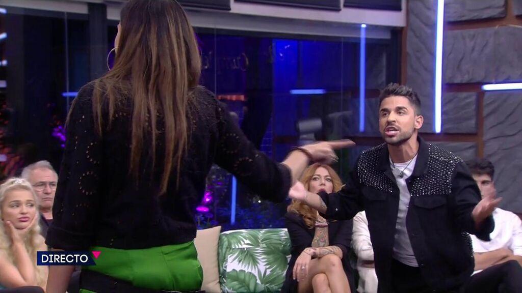 """Miguel Frigenti destapa la mala relación con Isabel Rábago en 'Ya es mediodía': """"¡Tú me gritabas y me atacabas!"""""""