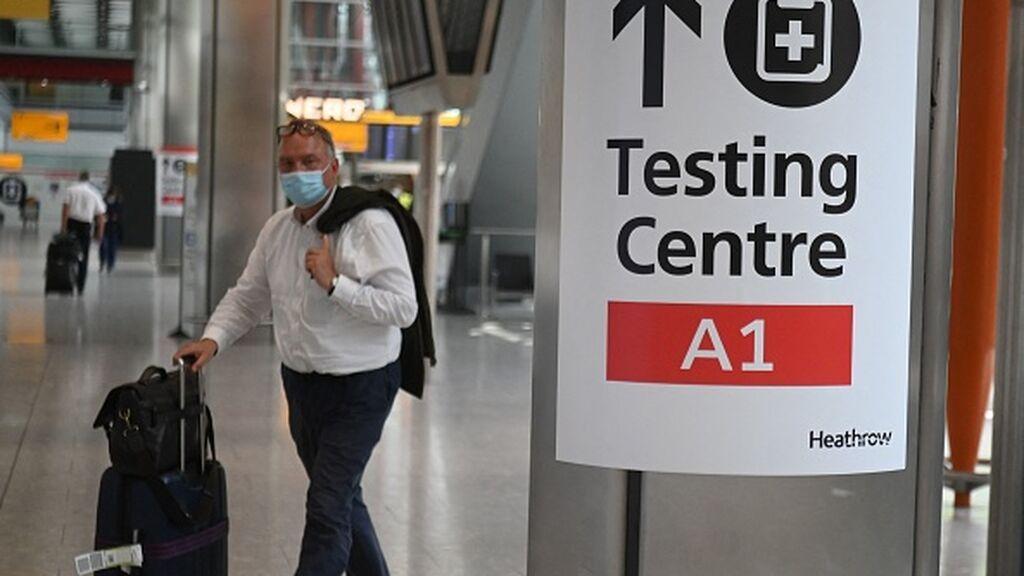 El Reino Unido dice adiós a su semáforo epidemiológico