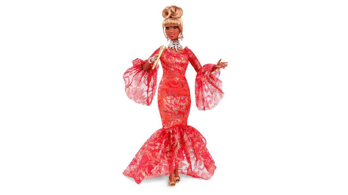 Barbie Celia Cruz