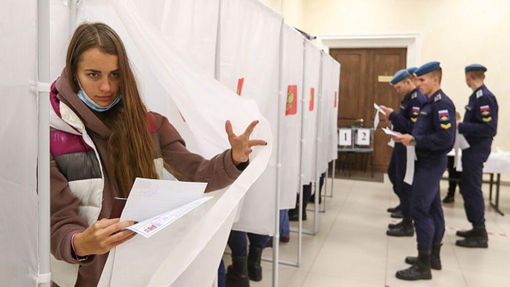 Elecciones en Rusia: de la oposición mutilada a la alargada sombra de Putin