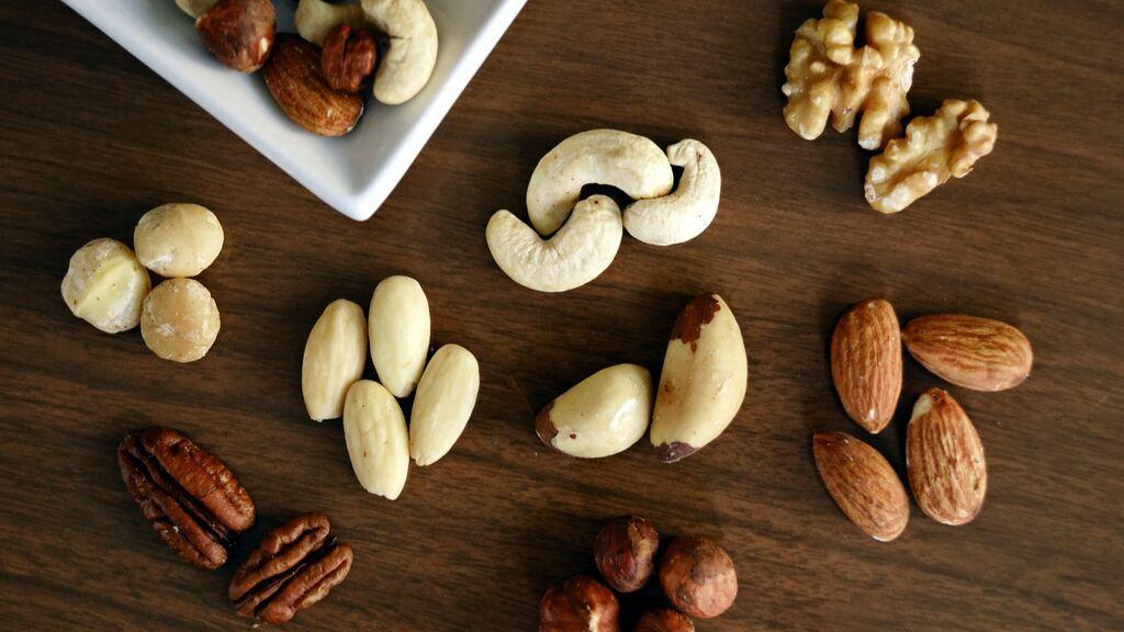 Frutos secos: beneficios y cantidades recomendadas