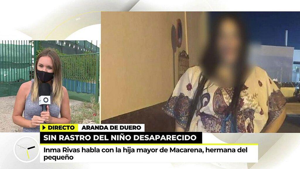 """Hermana de Antonio David, el menor desaparecido en Morón: """"Es una trampa de mi madre"""""""