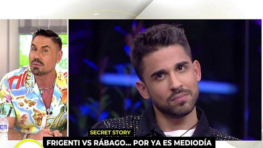 Miguel Ángel Nicolás manda un mensajito a Miguel Frigenti