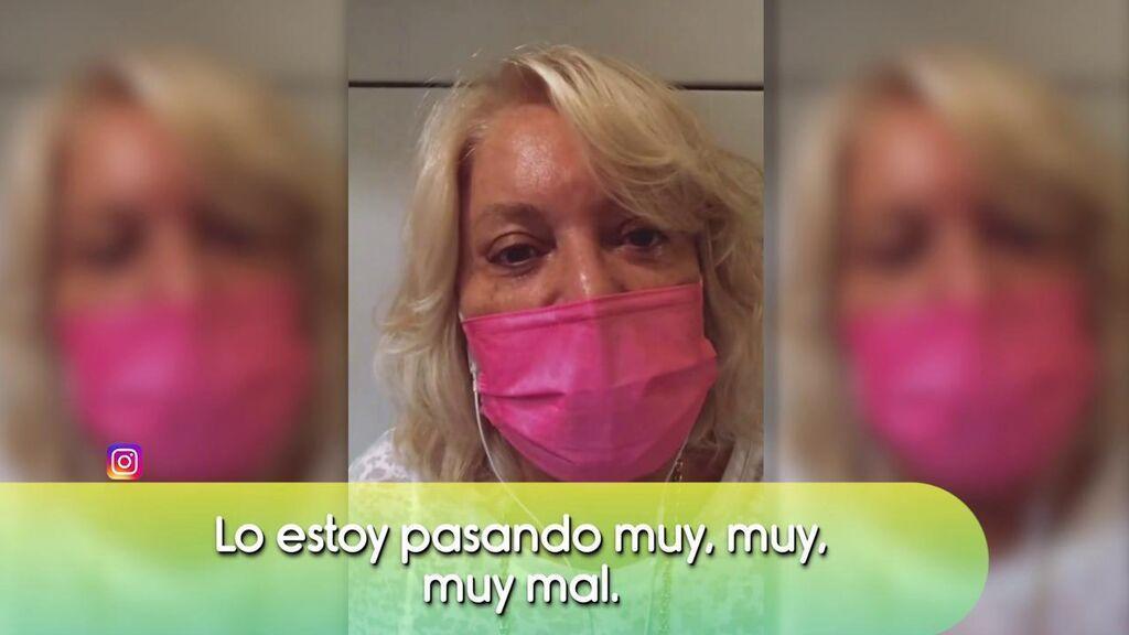 """La reacción de Bárbara Rey tras enterarse de que su hija, Sofía Cristo, sufrió abusos sexuales: """"Lo estoy pasando muy mal"""""""