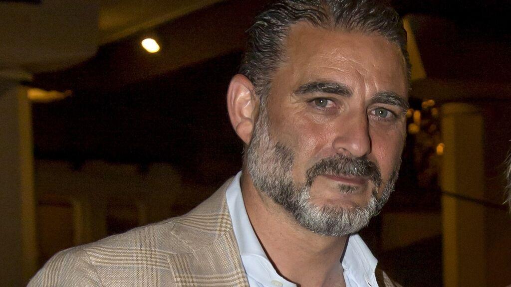 Matías Urrea, ex marido de Ainhoa Arteta