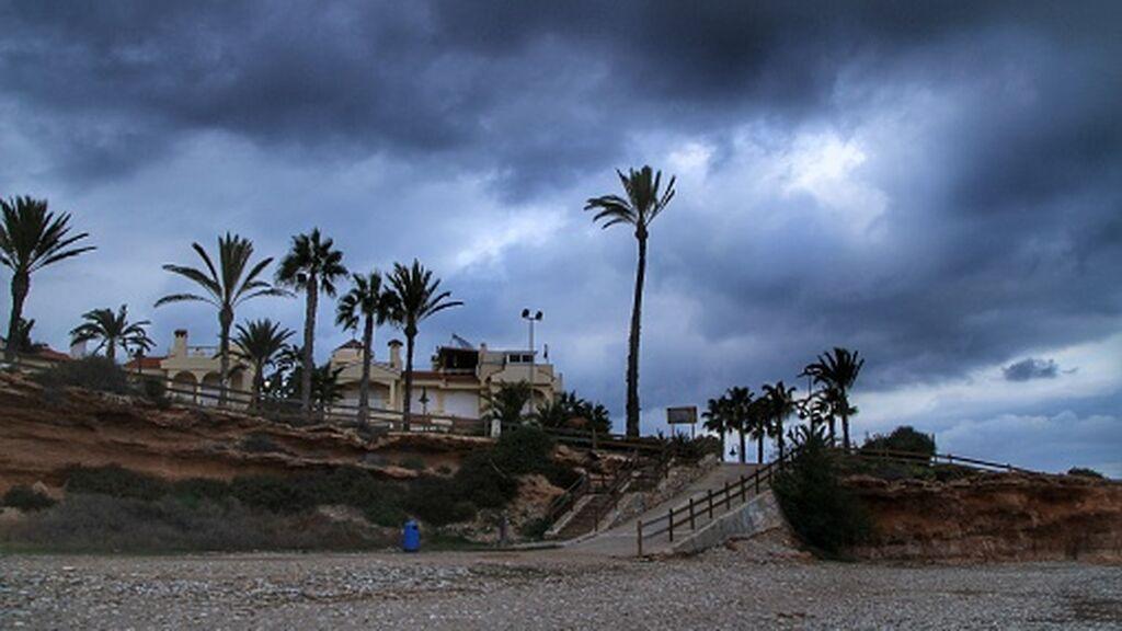 Una Dana traerá frío y tormentas a España la primera semana de otoño