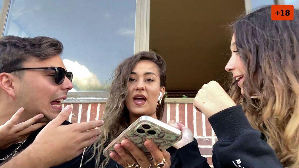 Marina Rivers gasta una broma a Nico20 y acaba liándola (2/2)