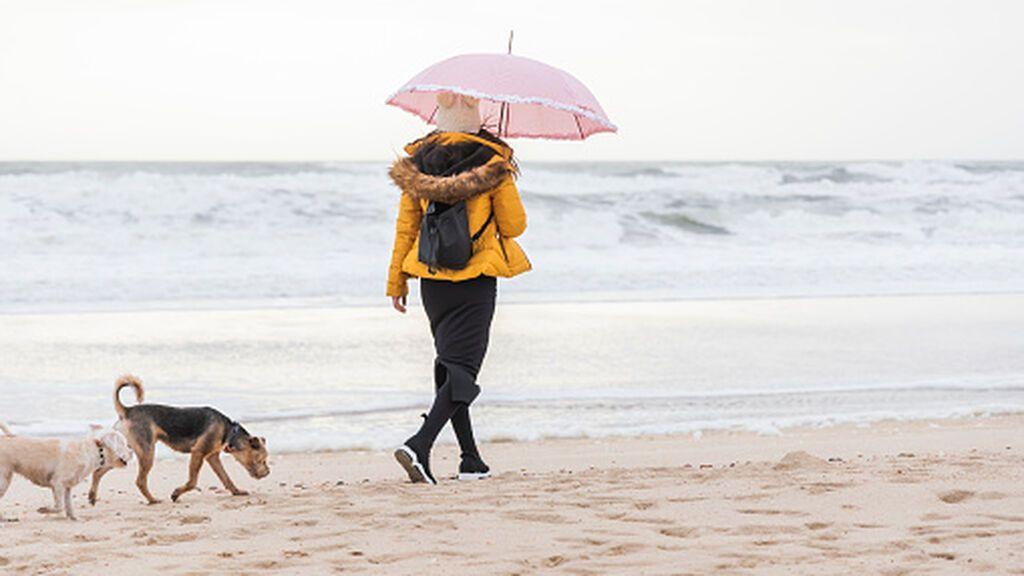Se avecina un cambio de tiempo: lluvias y bajón de temperaturas para el lunes en España