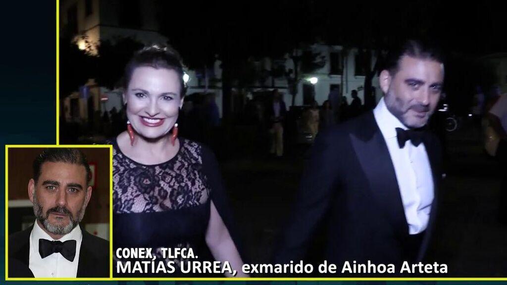 "Matías Urrea, exmarido de Ainhoa Arteta: ""Si los extractos bancarios fueran pentagramas, sería millonaria"""