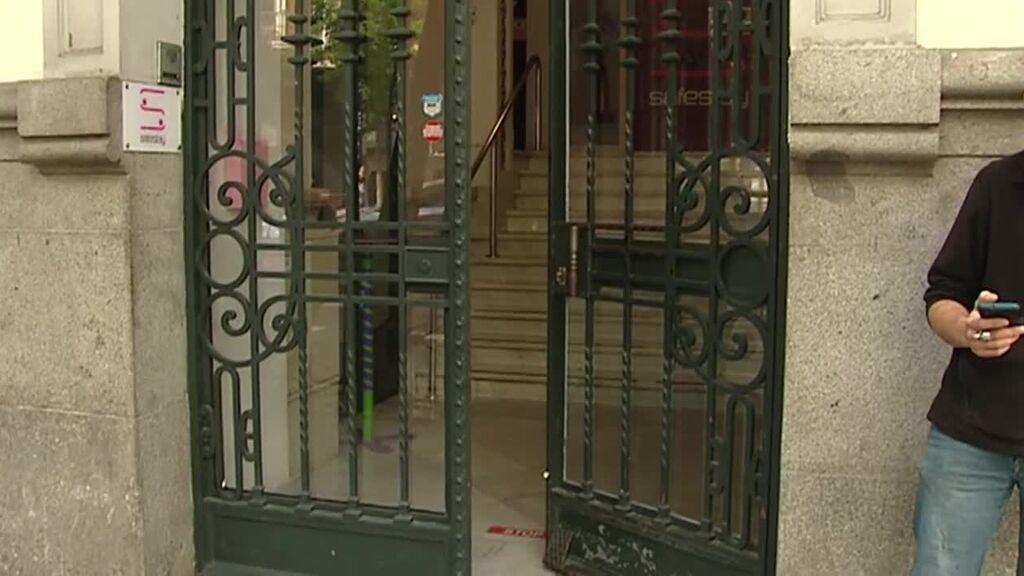 Detenido el presunto a sesino de su exparela en La Coruña al identificarse en un hostal de Madrid