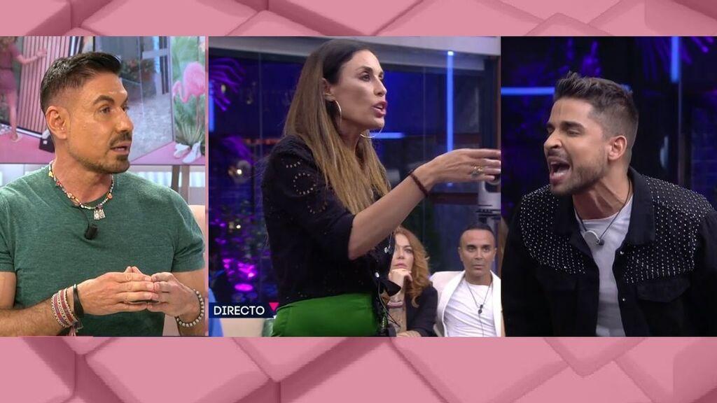 """Nicolás explica por qué Frigenti no sigue en 'Ya es mediodía' y las """"peleas"""" con Rábago"""