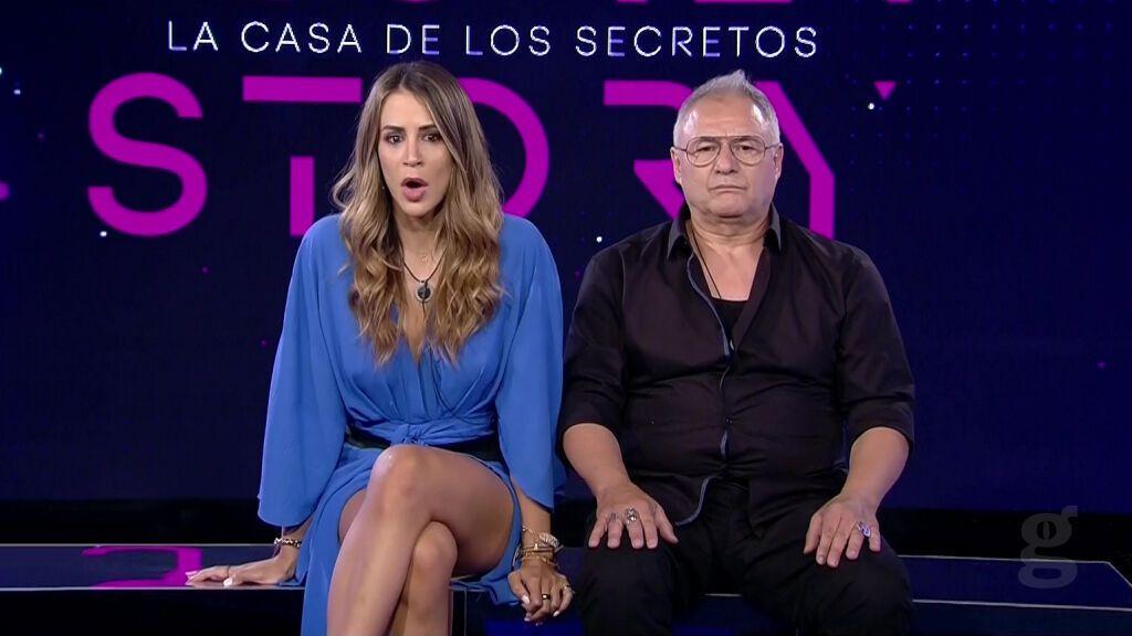 """La """"villana"""" Cristina se salva y vuelve a desmarcarse de Miguel"""