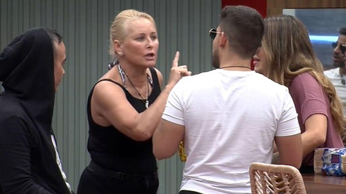 Lucía Pariente estalla contra Cristina Porta y Miguel Frigenti