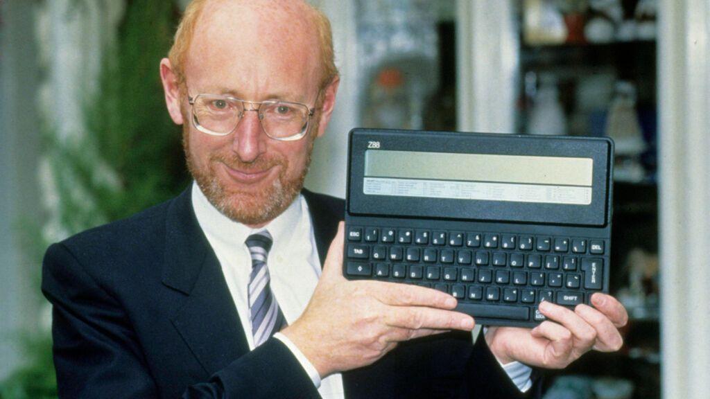 Muere Clive Sinclair, creador del Spectrum y de la calculadora de bolsillo