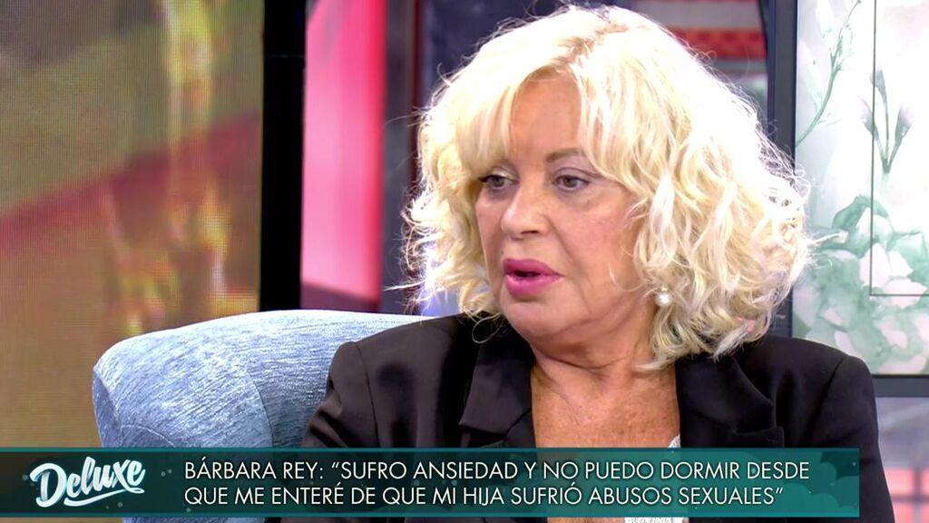 Bárbara Rey, destrozada