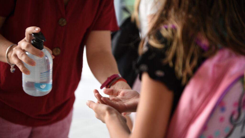 El curso empieza con sobresaliente en prevención del covid, el 99,95% de las aulas funcionan con normalidad