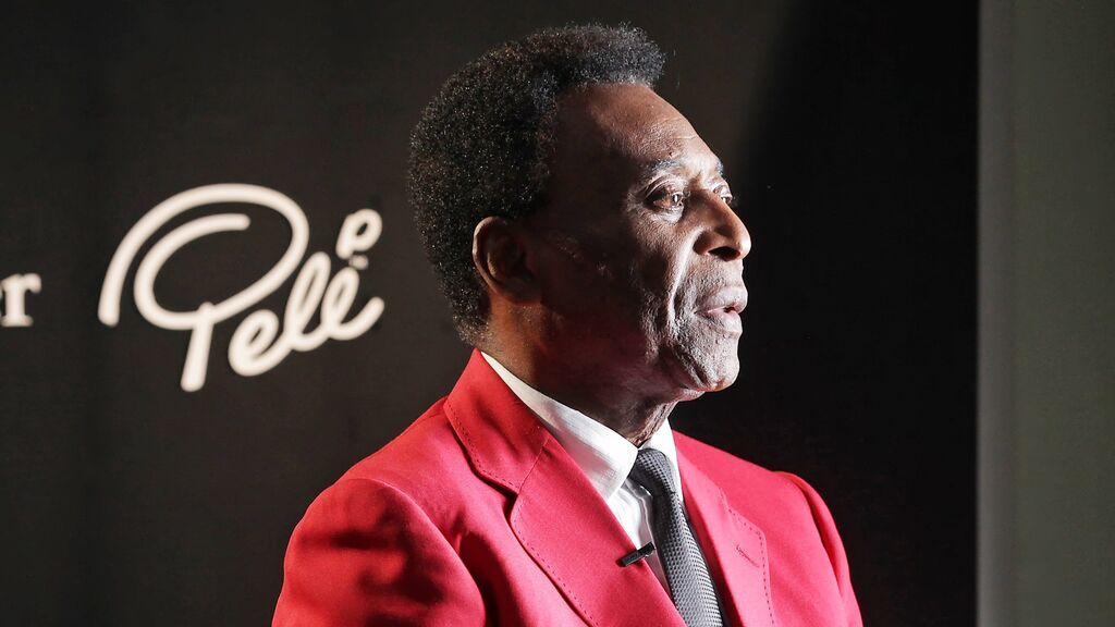 """Pelé se mantiene """"estable"""" en la UCI tras haber sufrido problemas respiratorios"""