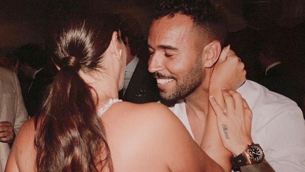 Anabel Pantoja se casa con Omar: dos vestidos y otros detalles para una atípica novia