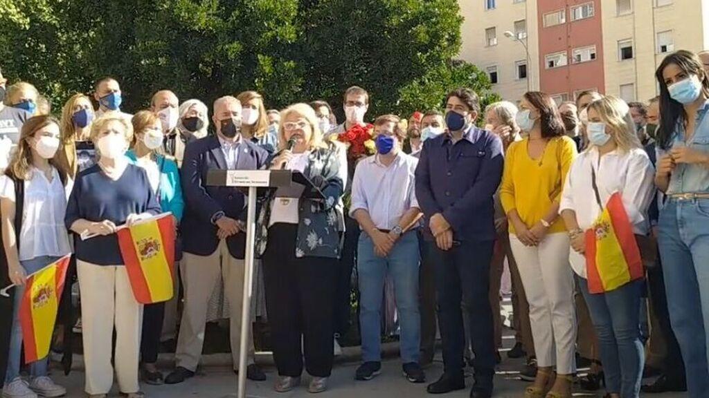 """La AVT acusa a Pedro Sánchez de ser capaz de """"pactar con el diablo"""" aunque """"el precio sea las víctimas"""""""