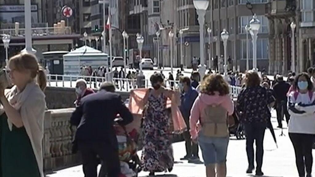 Asturias mantiene los mejores indicadores covid de toda España