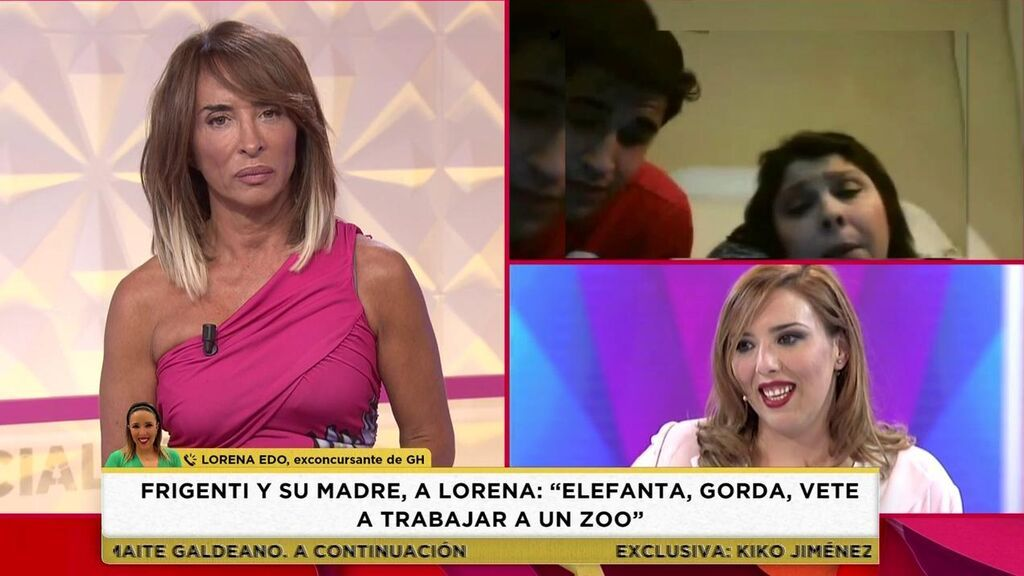Lorena Edo habla en directo con 'Socialité'
