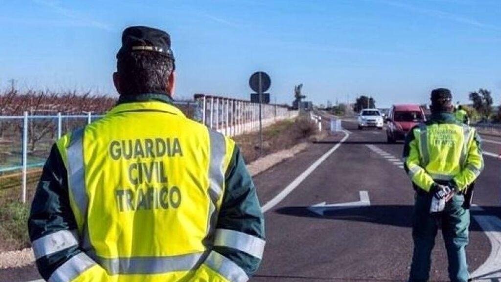 Un fallecido y un herido en un accidente de tráfico en Pozo Alcón, Jaén
