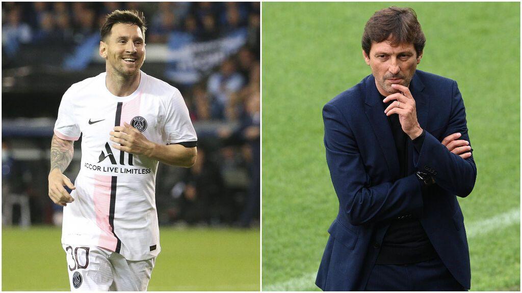 """Leonardo desmiente los números del contrato de Messi revelado por L'Equipe: """"Es inaceptable"""""""