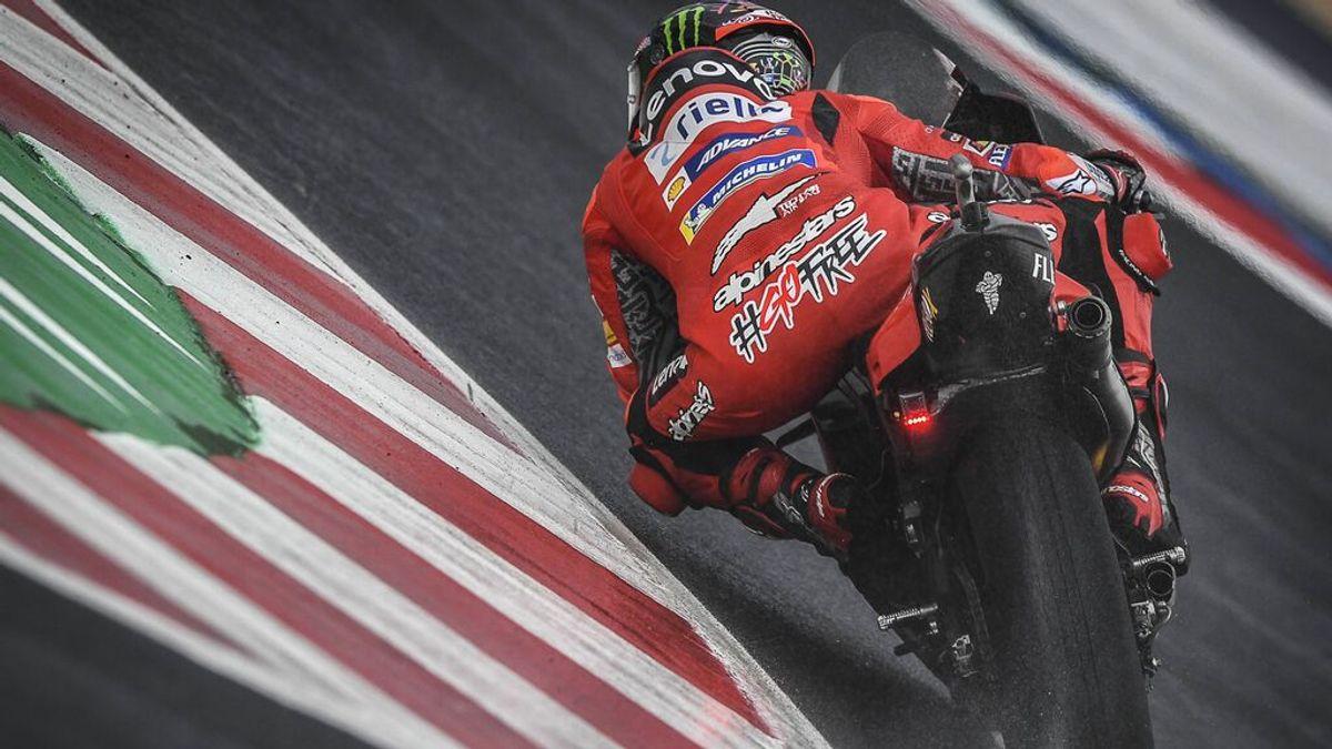 Así ha sido  la clasificación del GP de San Marino de MotoGP