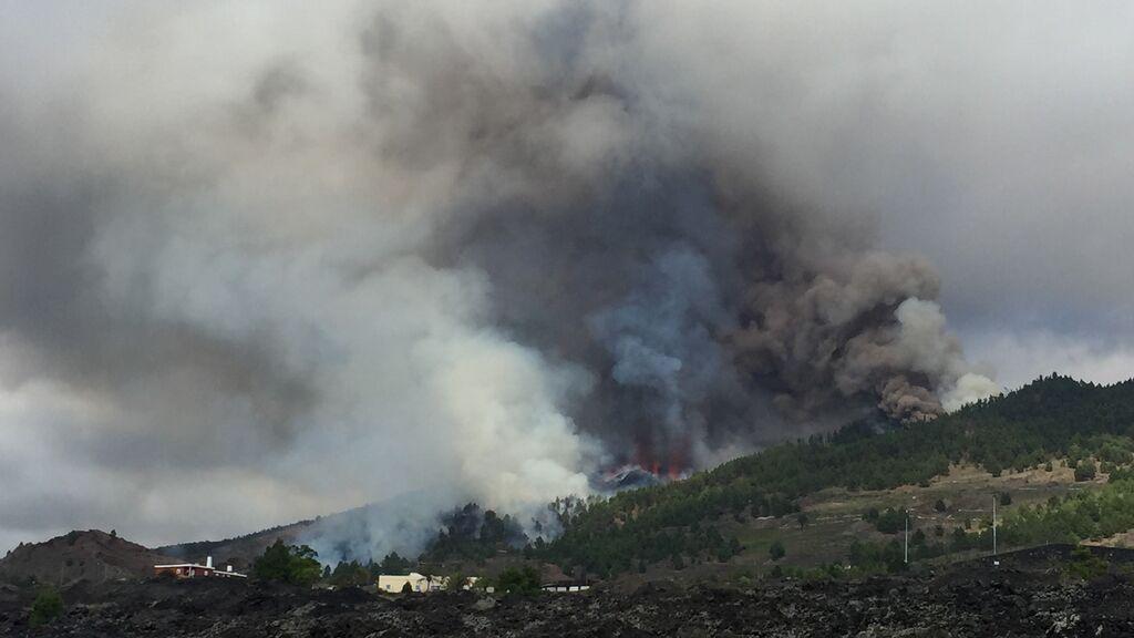 ¿Cuánto puede durar la erupción del volcán de Cumbre Vieja en La Palma?