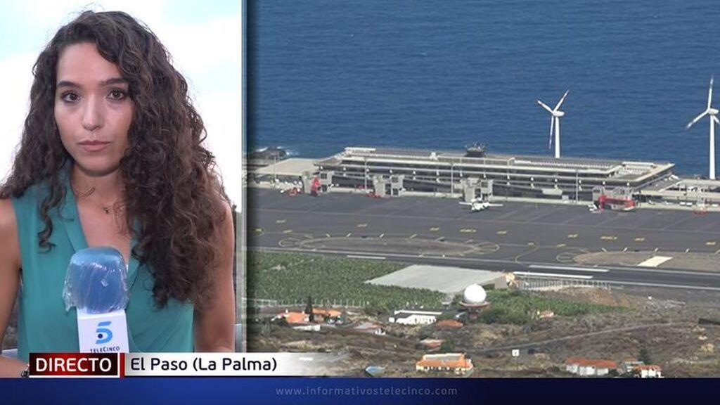 Recomiendan a las aerolíneas no operar vuelos con destino a La Palma