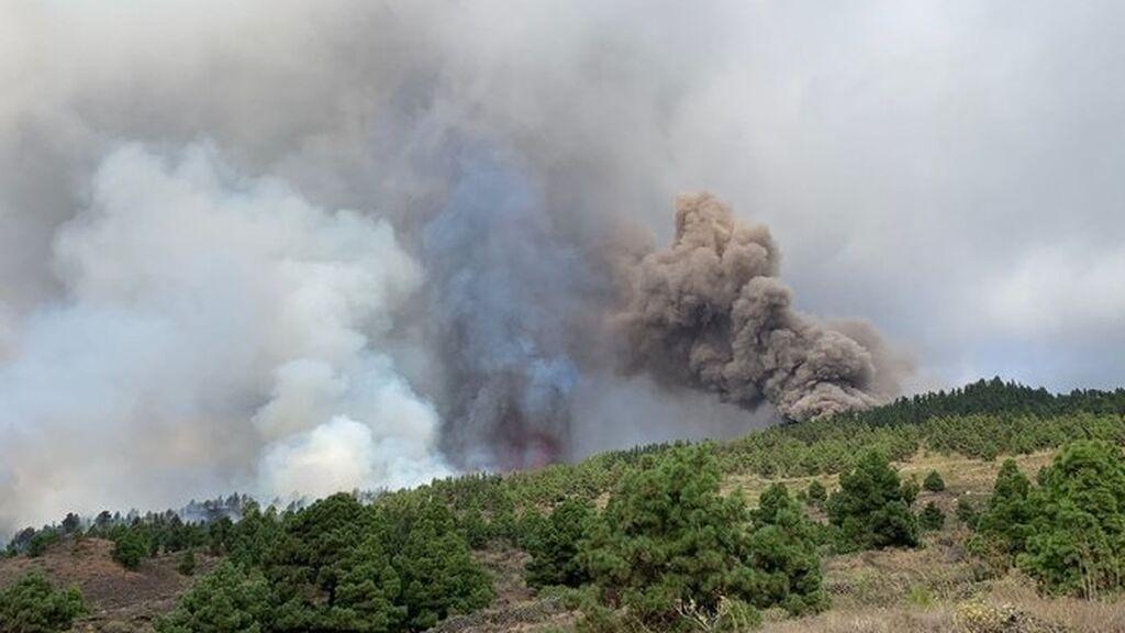 Recomendaciones a seguir durante la evacuación de la  población en La Palma
