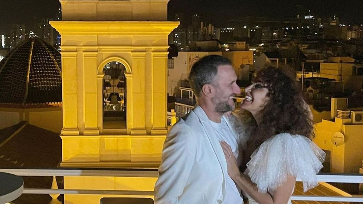 Cristina Rodriguez se casa, por fin, con su cuarto marido, después de aplazar su boda tres veces