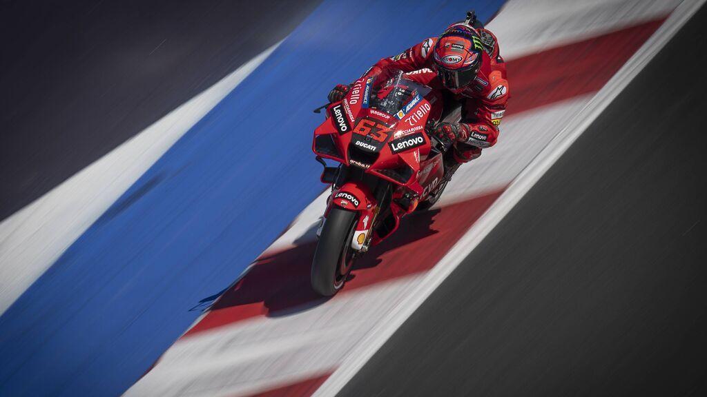 Así se vivió la carrera del Gran Premio de San Marino de MotoGP