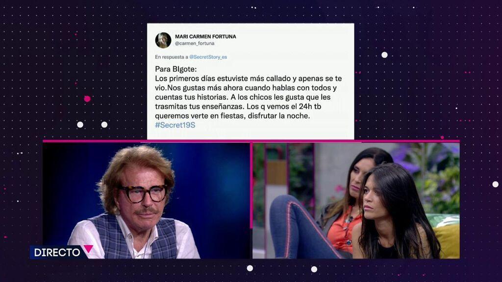 Edmundo Arrocet responde a las preguntas de los espectadores
