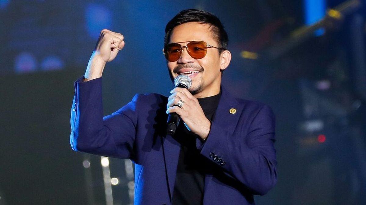 El boxeador Manny Pacquiao concurrirá a las elecciones presidenciales de Filipinas