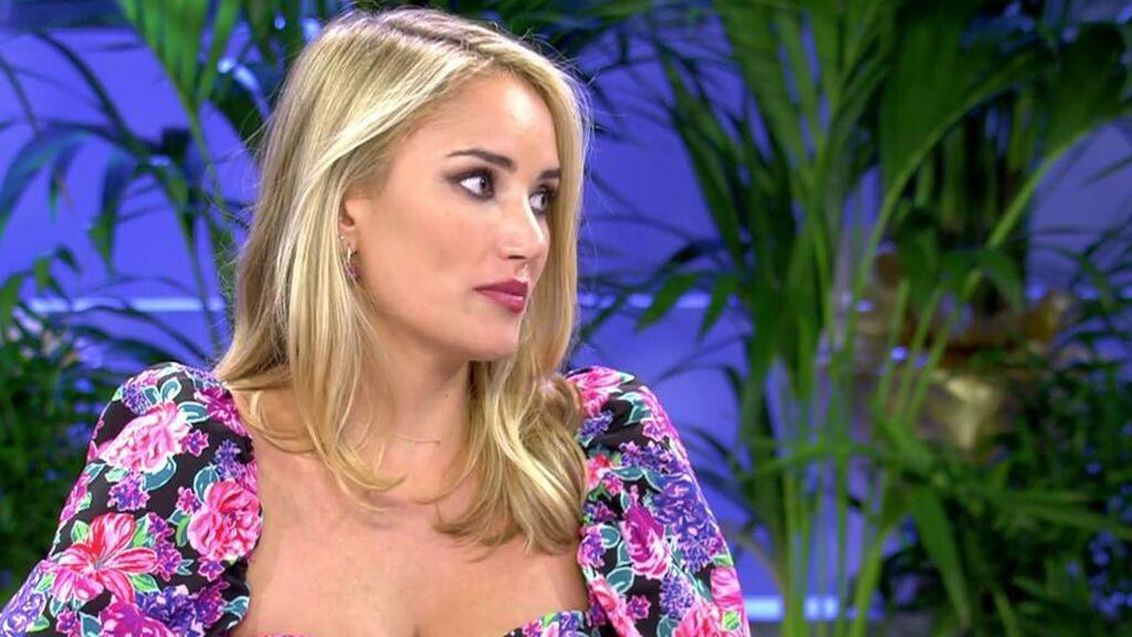 Alba Carrillo habla del vídeo de Frigenti contra Lorena Edo