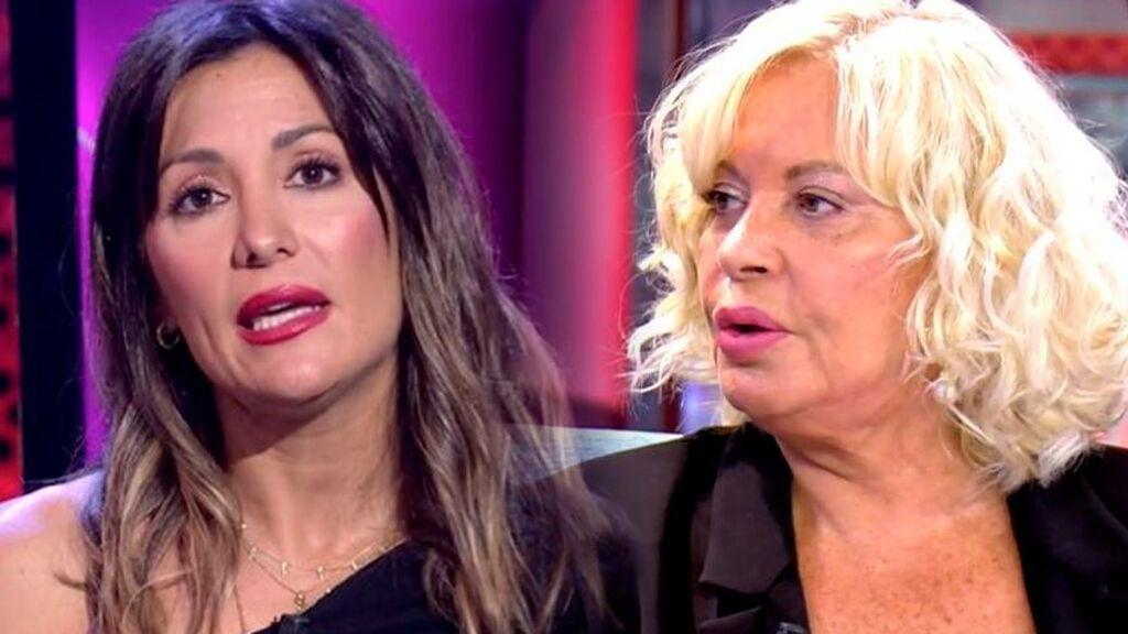 Bárbara Rey se sincera sobre Nagore Robles