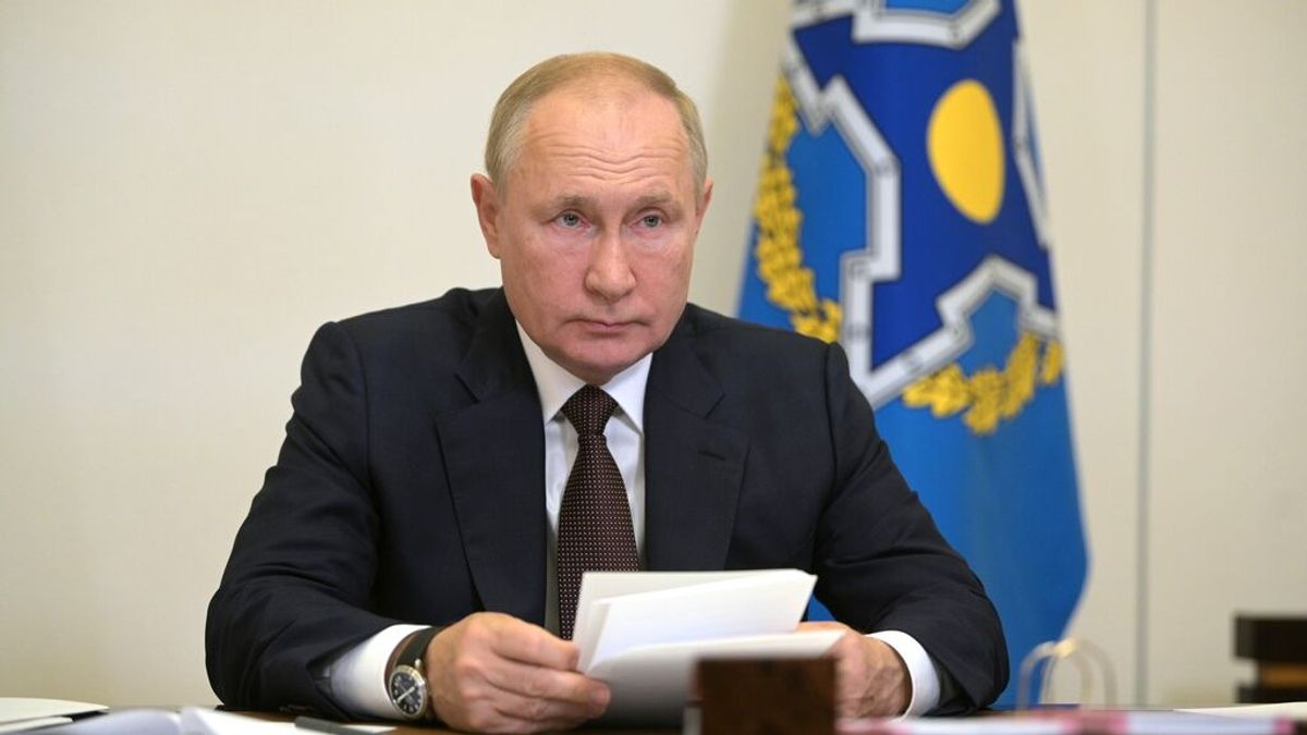 Los primeros resultados de las legislativas rusas dan esperanzas a la oposición a Putin