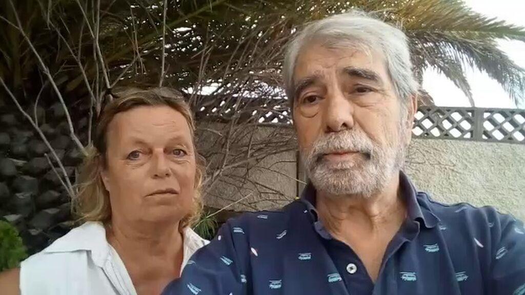 Una pareja nos cuenta su experiencia en la Palma tras la erupción del volcán