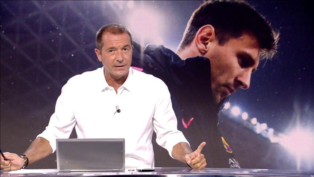 Manu Carreño, sobre la sustitución de Messi en el PSG.