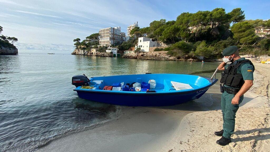 Más de 300 inmigrantes en dos días, Baleares afronta la mayor llegada de pateras del año