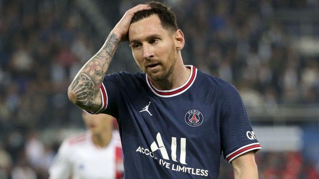 Los gestos de Messi a Pochettino al ser cambiado: las imágenes que decidieron su cambio