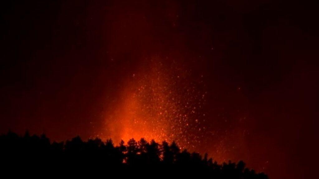 Así ha sido la erupción del volcán Cumbre Vieja en La Palma