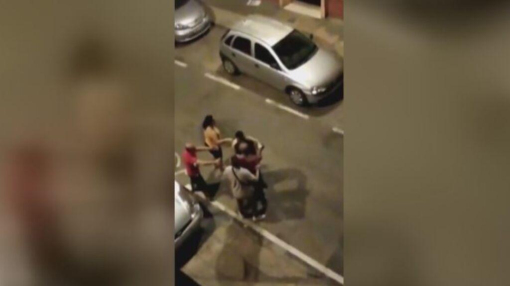 Nueva pelea con heridos en el barrio de orriols
