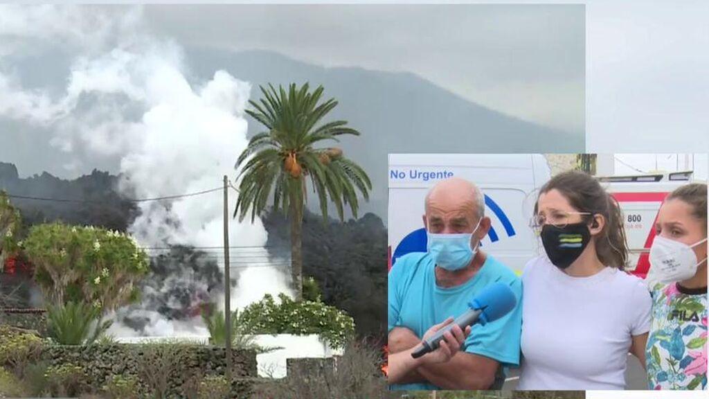 Entrevista Nayra volcán